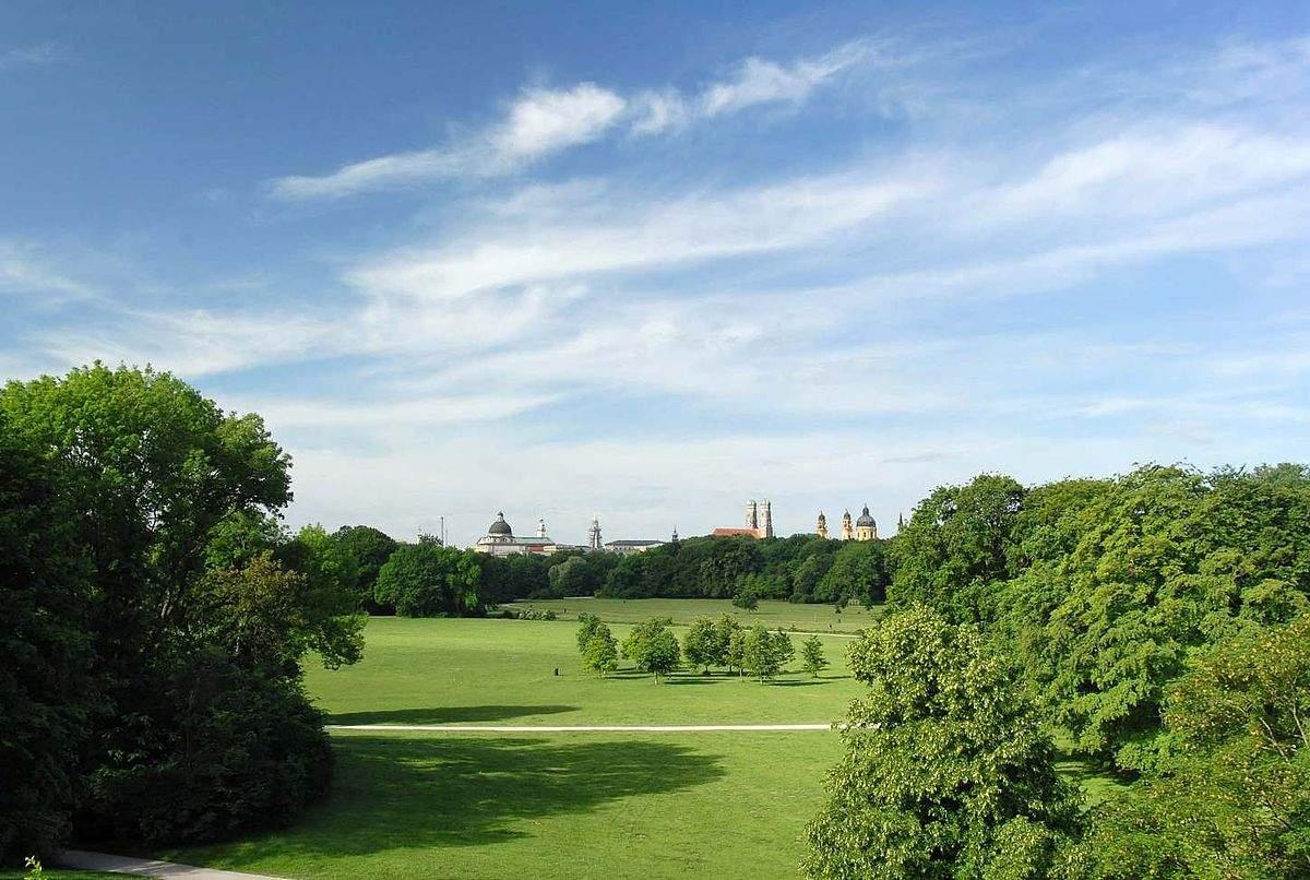 Giesinger Garten Inspirierend München Englischer Garten – Reiseführer Auf Wikivoyage