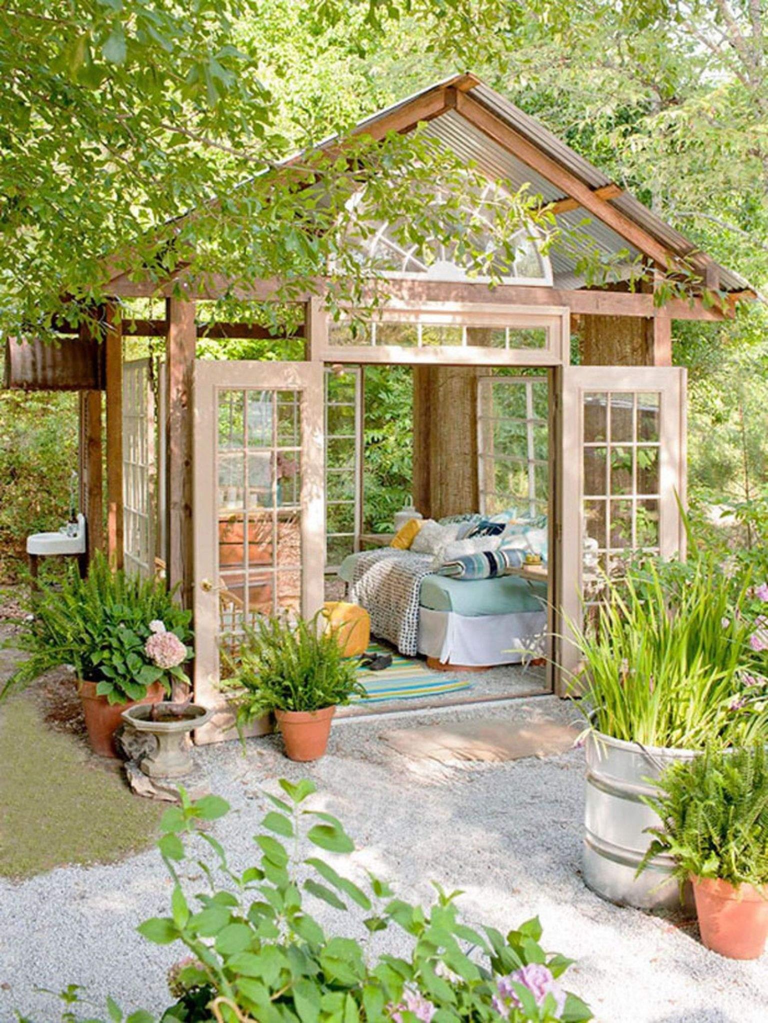 Glashaus Garten Einzigartig Watson Bild