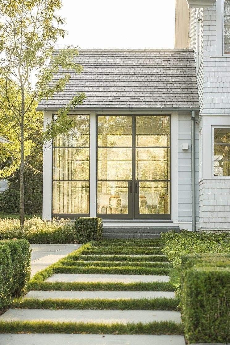 Glashaus Garten Genial Modern Farmhouse Exterior Design
