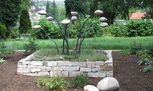 38 Frisch Granittisch Garten Reizend