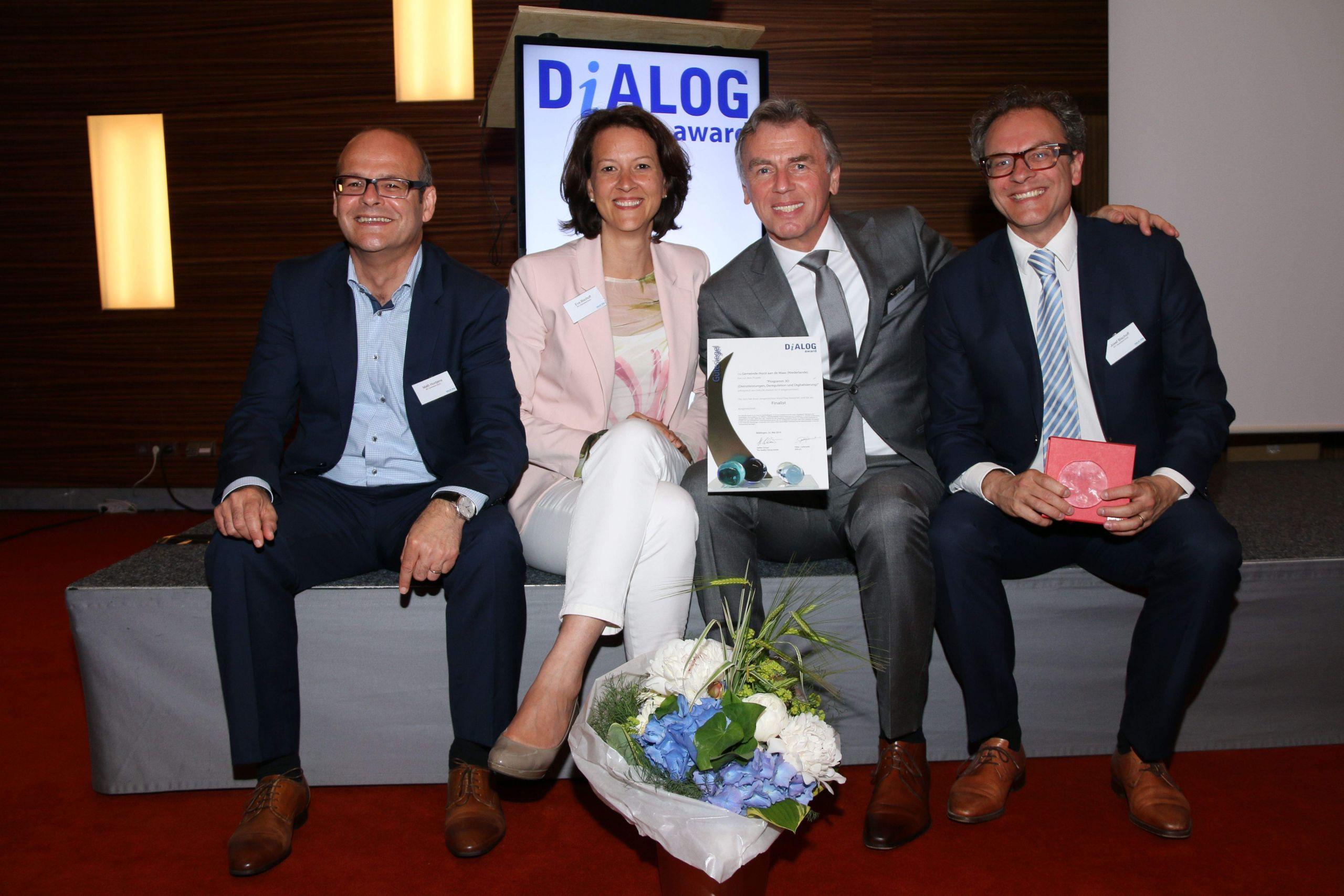 Pressebild BCT Deutschland DiALOG Award