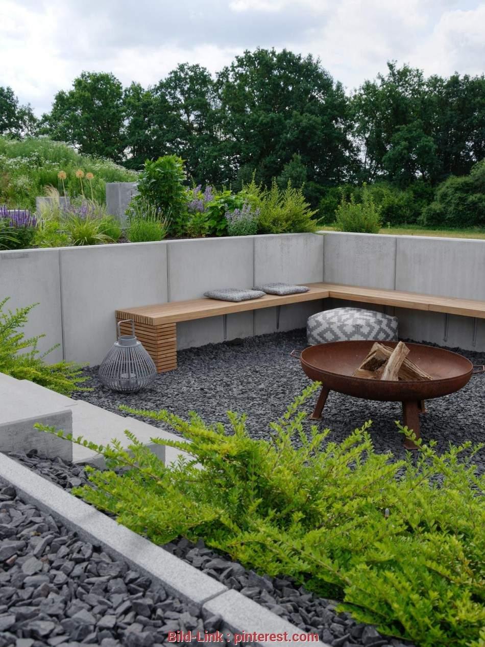 feuerstelle garten garten home outdoor living pinterest garden terrace garden 57
