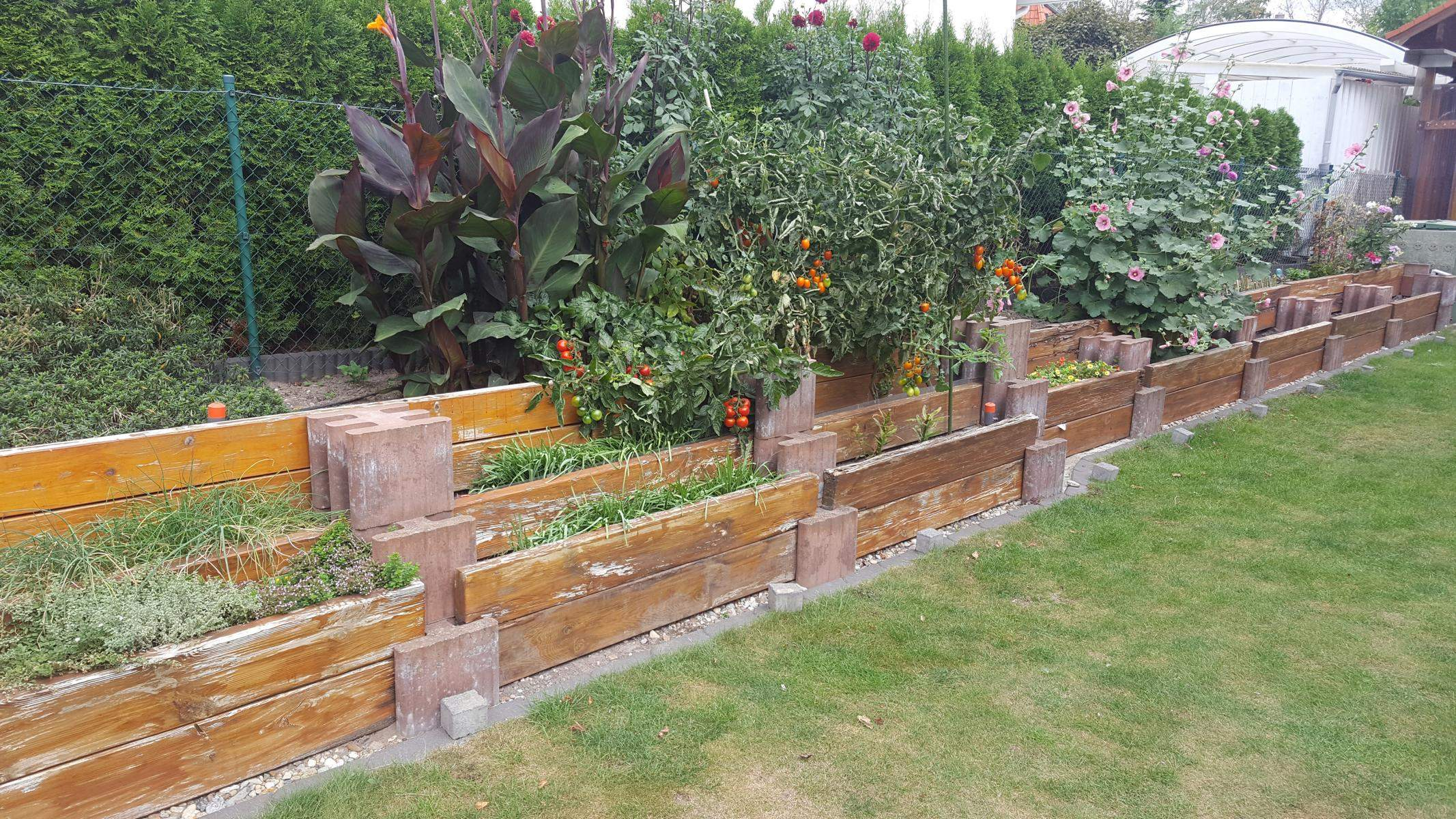 Hangsicherung Garten Luxus Hangbefestigung Hangsicherung Beton Systemstein
