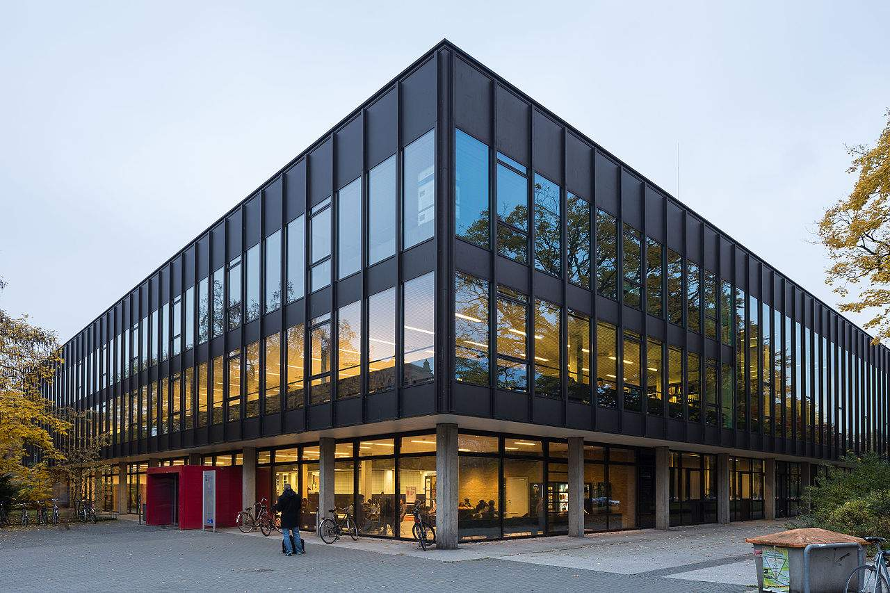 1280px German National Library of Science and Technology TIB university library Hannover UB Am Welfengarten 1b Nordstadt Hannover Germany 02