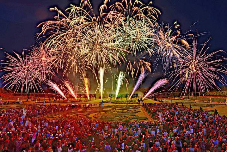 Hannover Herrenhäuser Gärten Feuerwerk Das Beste Von Feuerwerk