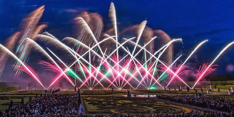 Feuerwerkswettbewerb 2017 Hannover explosiv