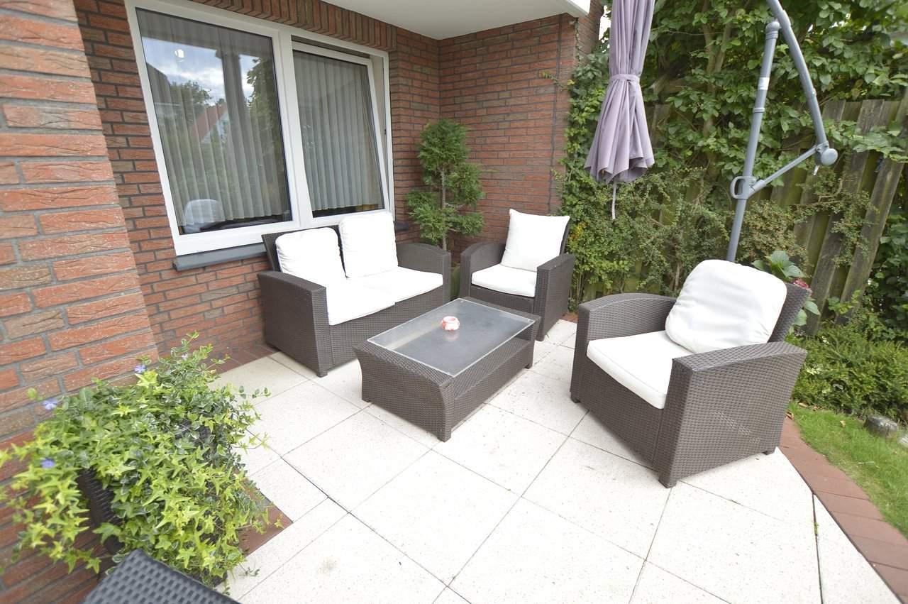 terrasse apartment 2