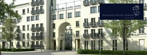 8132 heinrich heine gärten neues luxus wohnviertel in heerdt