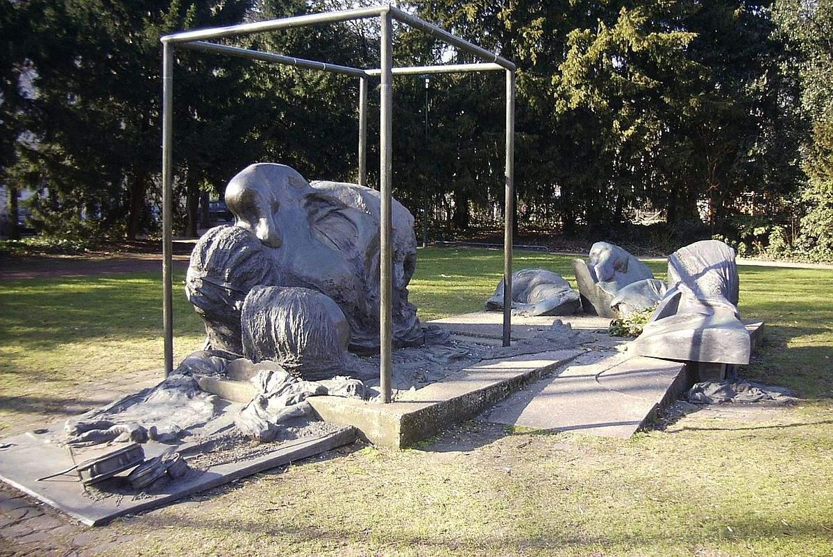 Heinrich Heine Denkmal Düsseldorf
