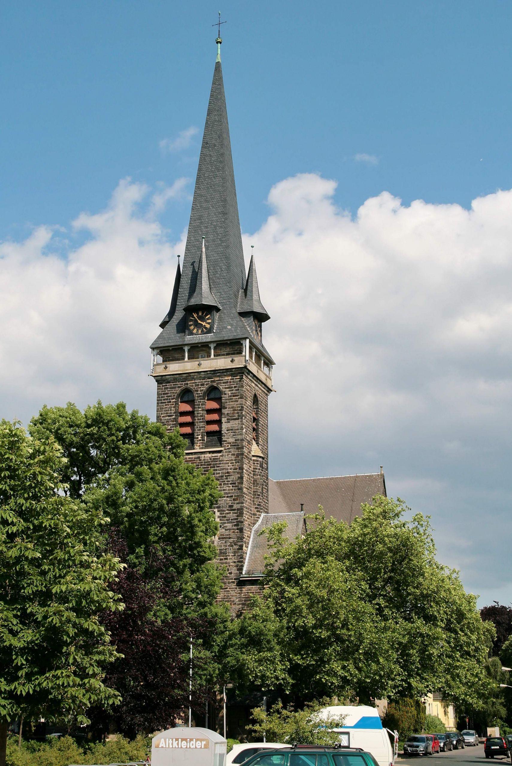 Kirche Herrenhausen Hannover IMG 8540
