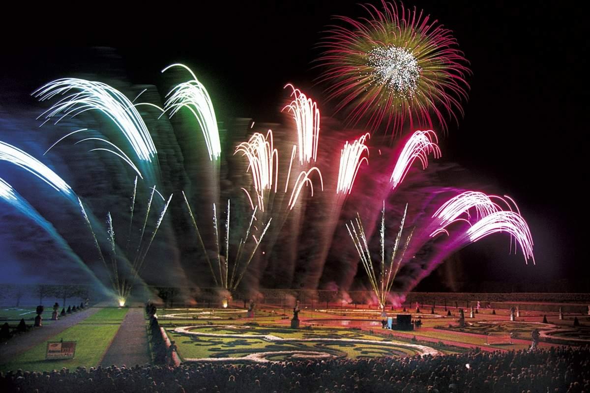 Internationaler Feuerwerkswettbewerb Hannover