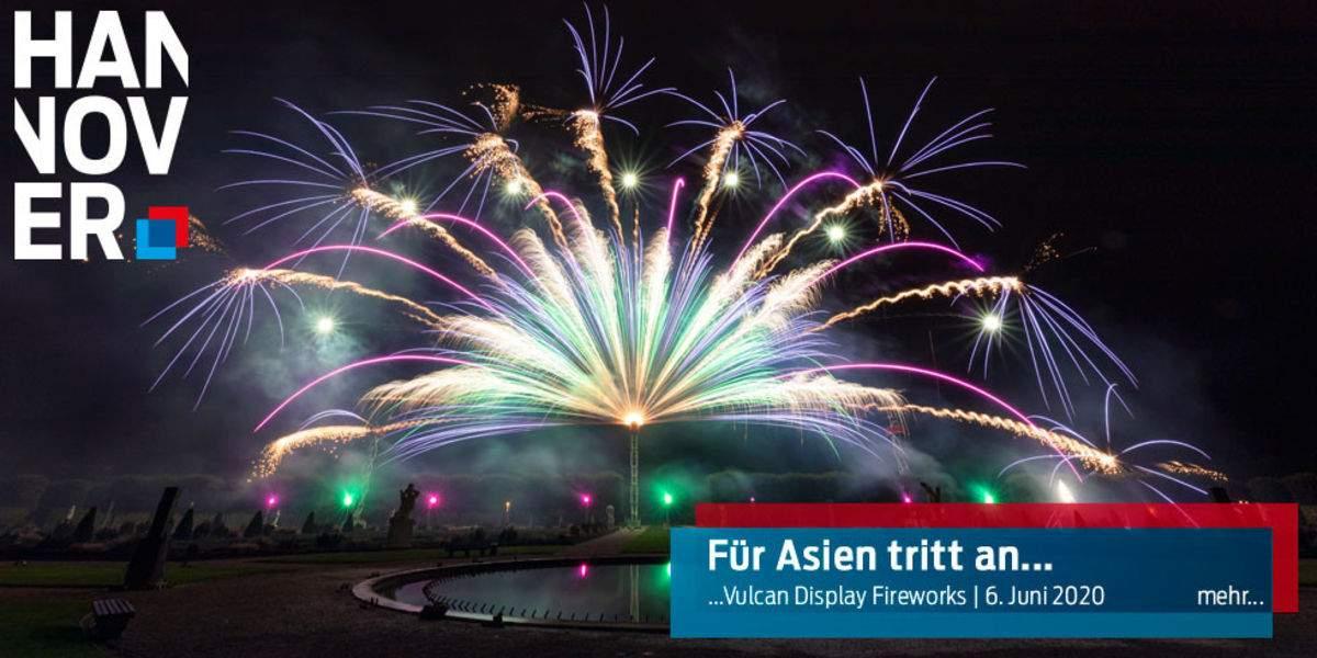 Feuerwerkswettbewerb Australien 23 05 2020