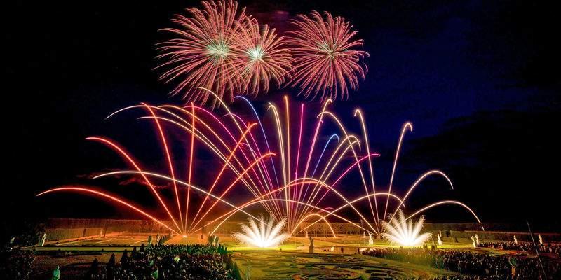 29 Internationaler Feuerwerkswettbewerb