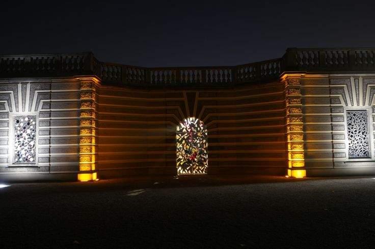 illumination herrenhäuser gärten hannover