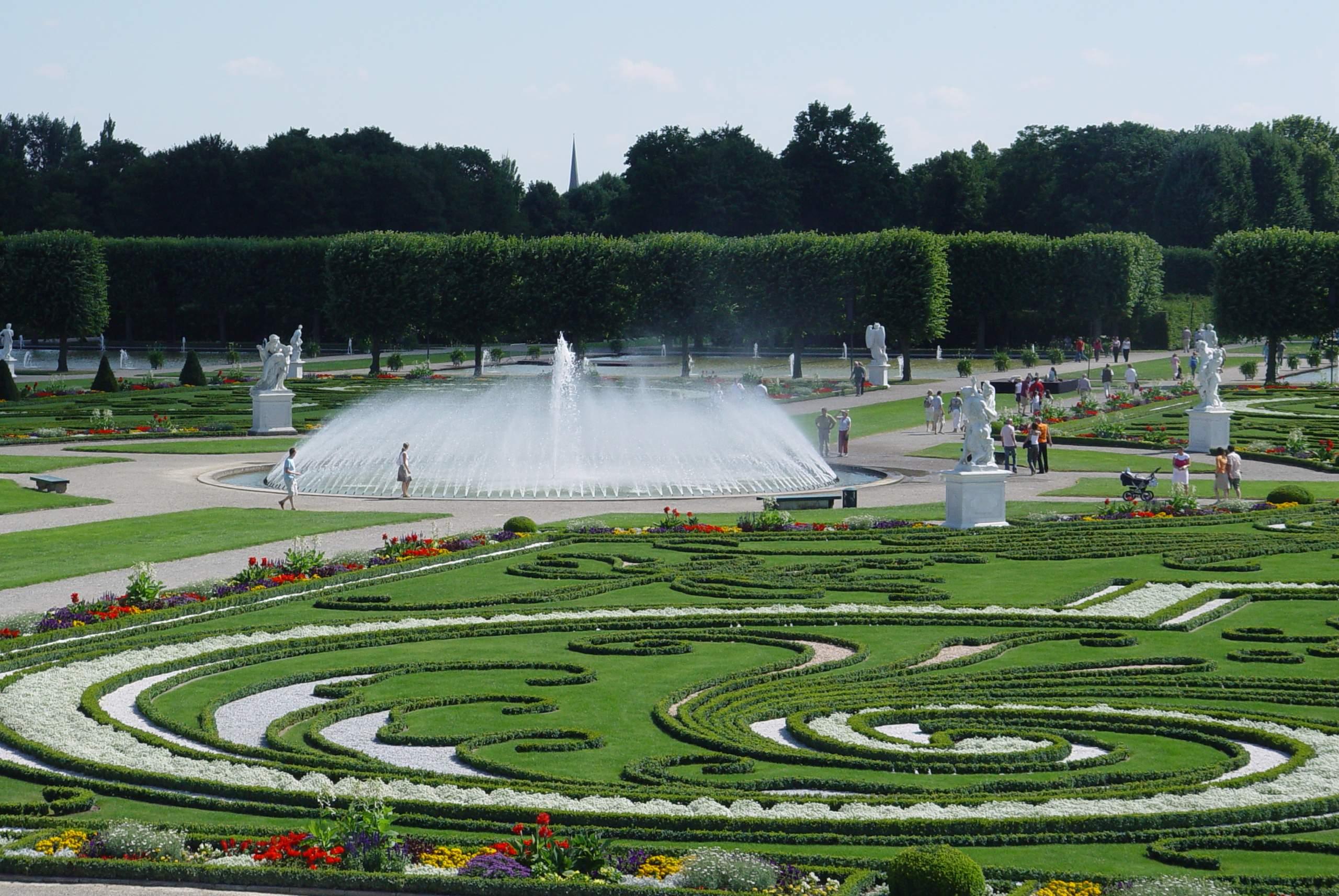 Herrenhäuser gärten 2