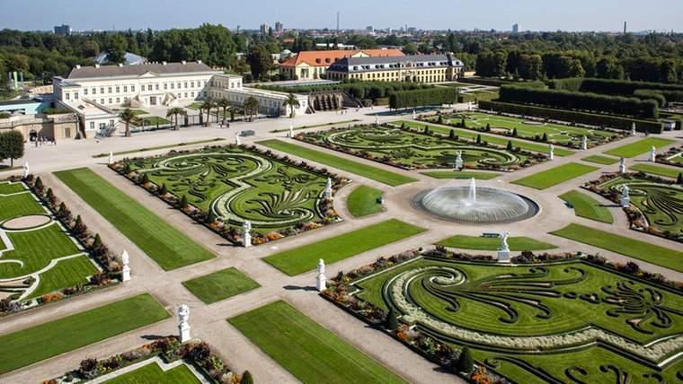 Herrenhäuser Gärten Schön Herrenhäuser Gärten Hannover
