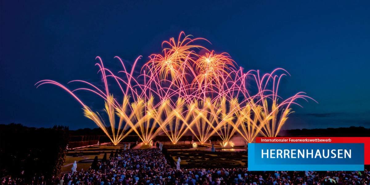30 Internationaler Feuerwerkswettbewerb
