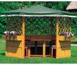 "Holz Pavillon Garten Luxus Möbel Für Pavillon ""marburg"""