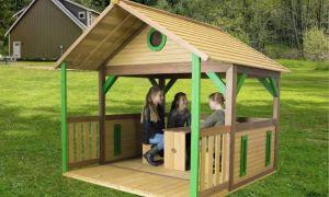 30 Schön Holz Pavillon Garten Reizend