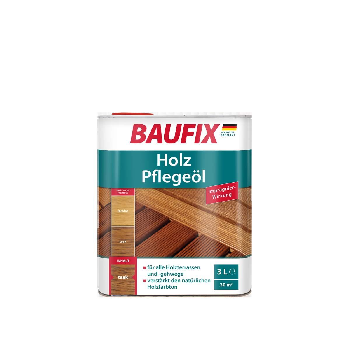 DE BAUFIX Holz Pflegeo