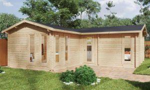 27 Einzigartig Holzhaus Garten Luxus