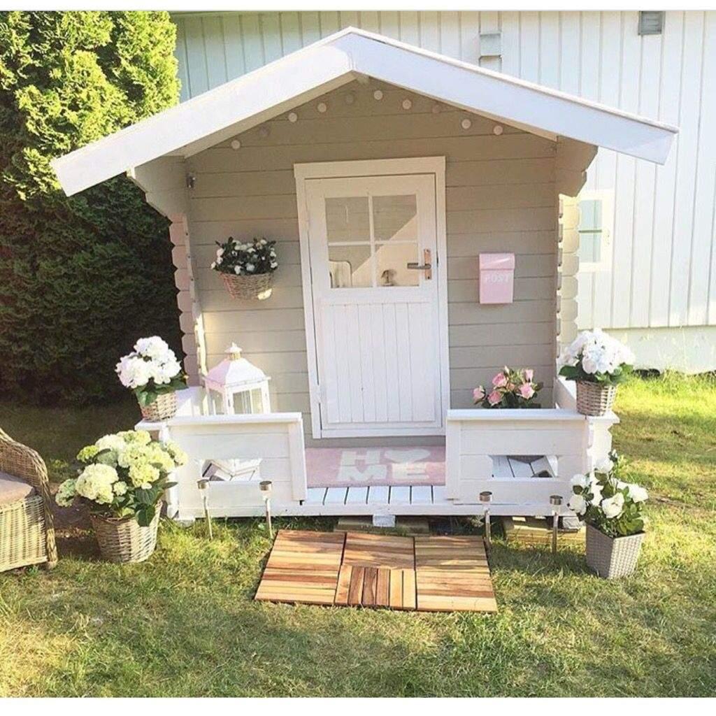 Holzhaus Garten Kinder Luxus I Would so Make Jaylinn This