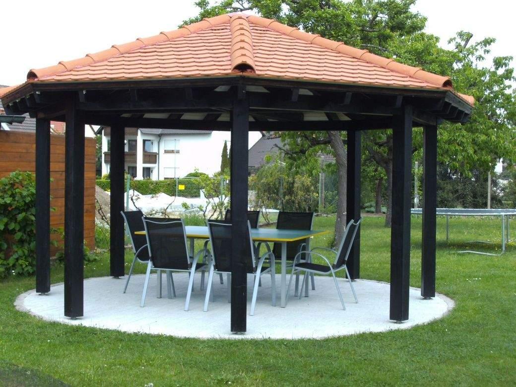 Holzpavillon Garten Das Beste Von Woodsmart Holzpavillion Zur überdachung Eines Essplatzes