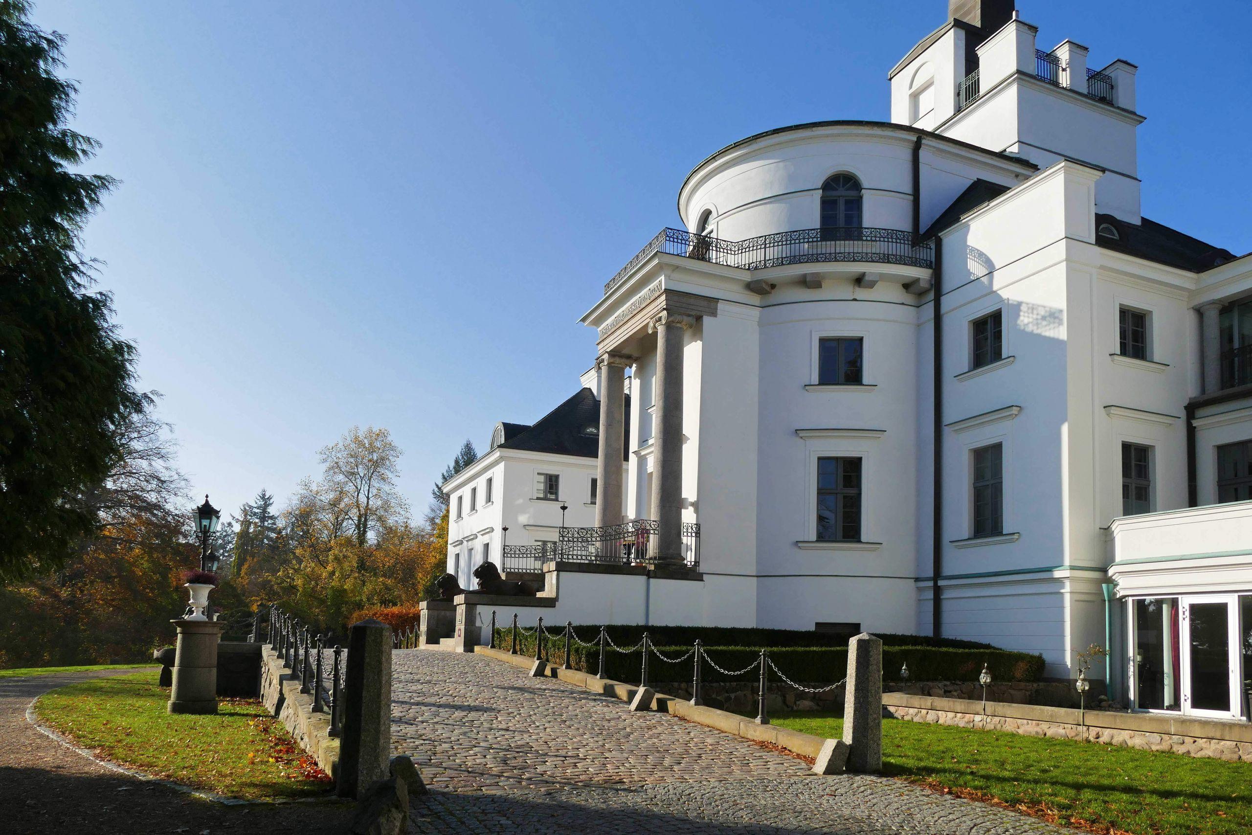 Burg Schlitz Haupthaus