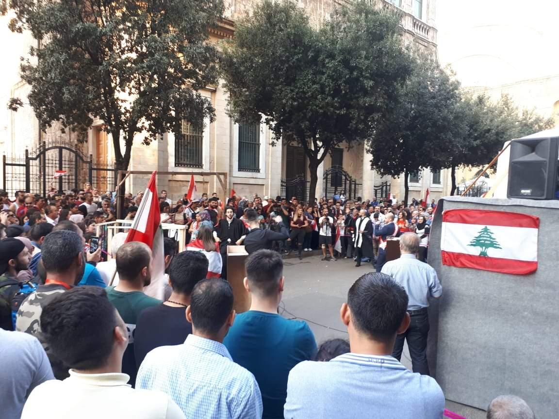 2019 Lebanese protests beirut 10 Noveber 2019 21