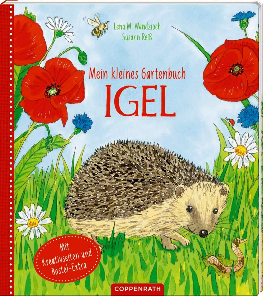 CO Mein kleines Gartenbuch Igel 1