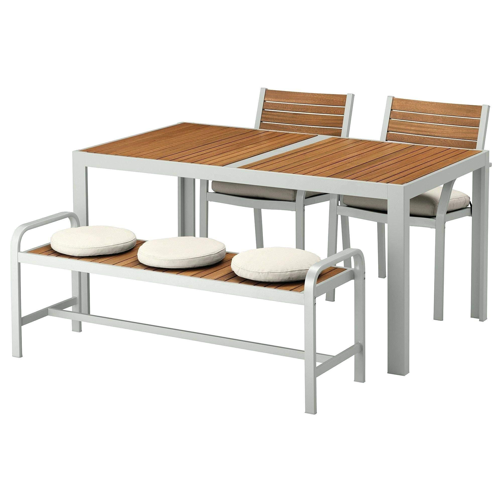 Ikea Bank Garten Einzigartig Esstisch Mit Bank Und Stuhlen Ikea Garten Anlegen