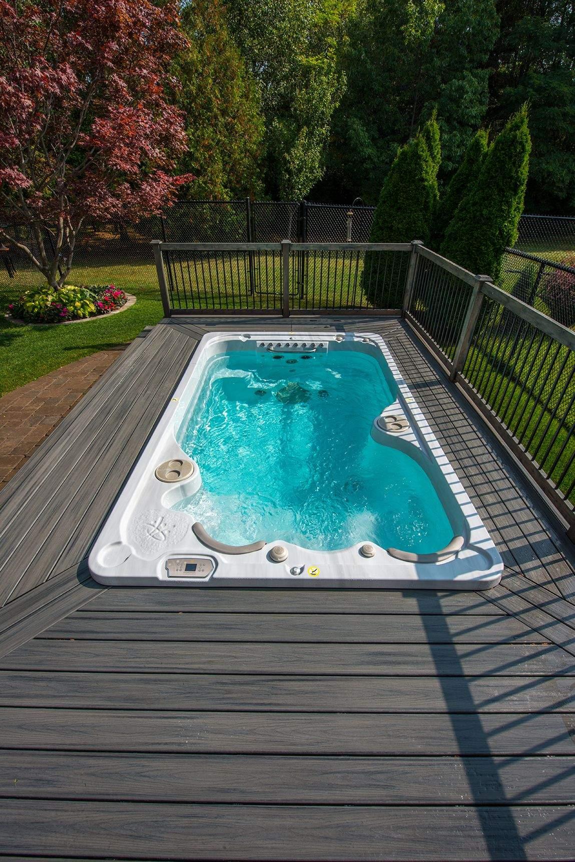 Jacuzzi Garten Elegant Swim Spas Garten Anlegen