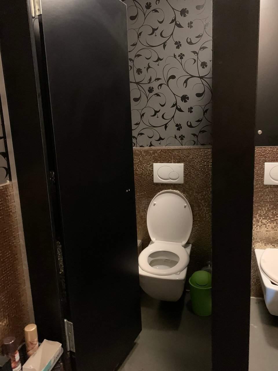 toiletten standard