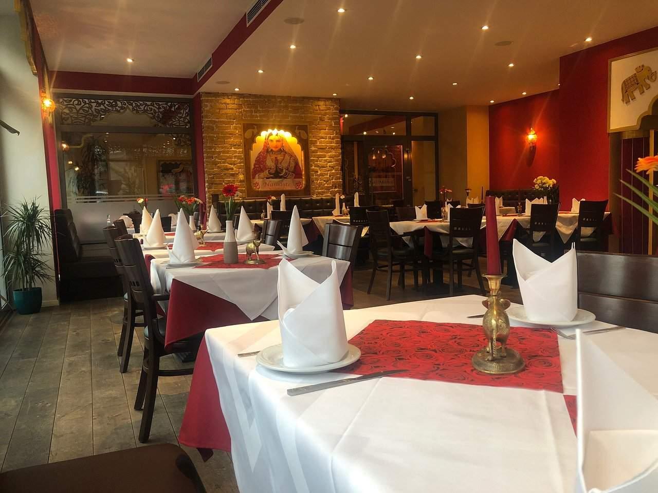 namaste indisches restaurant