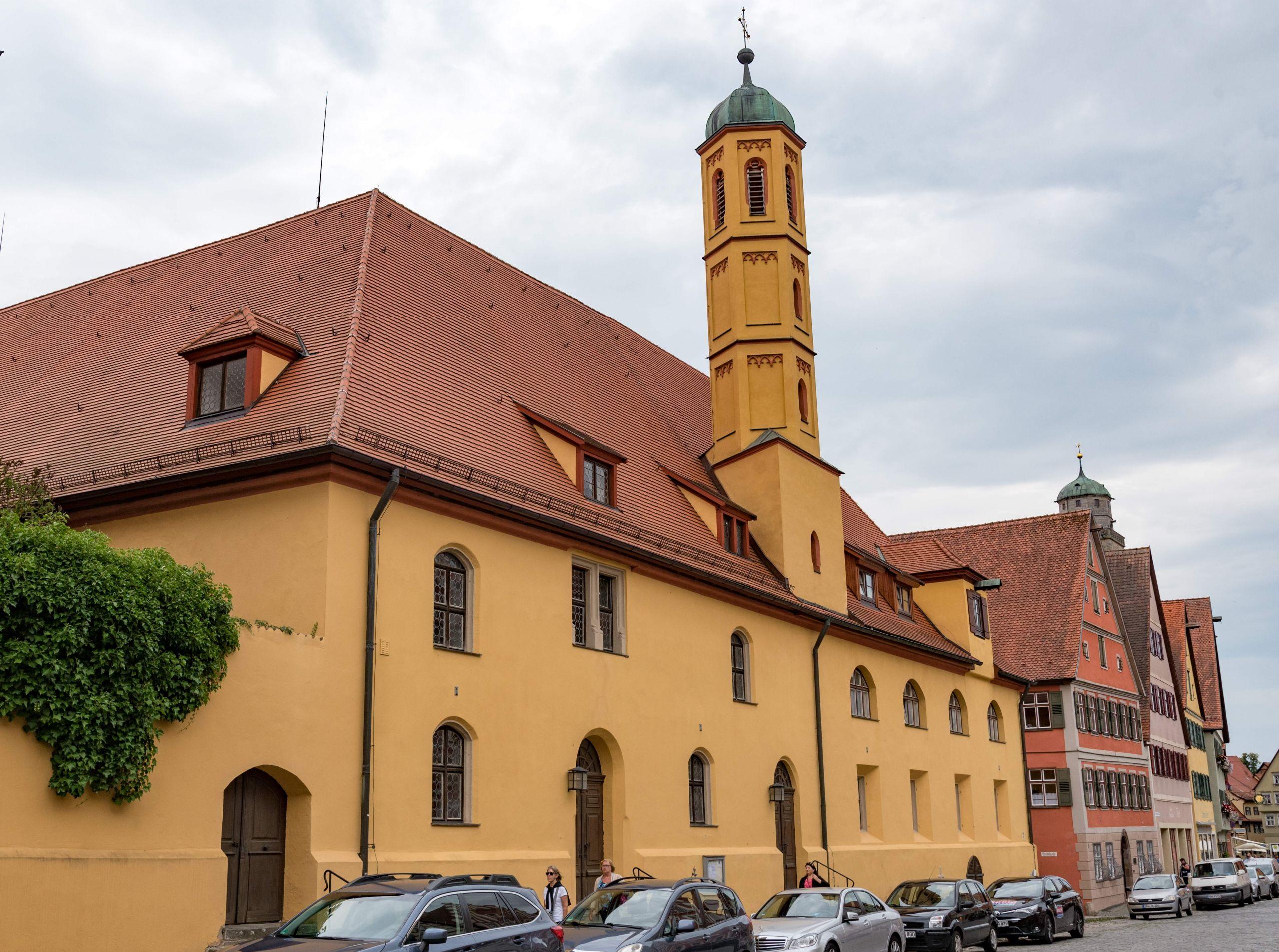 Dinkelsbühl Dr Martin Luther Straße 6a 001