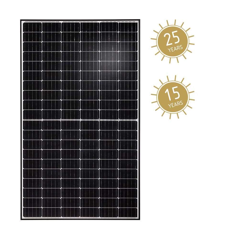 Luxor EcoLine HC Mono 120zellen schwarz
