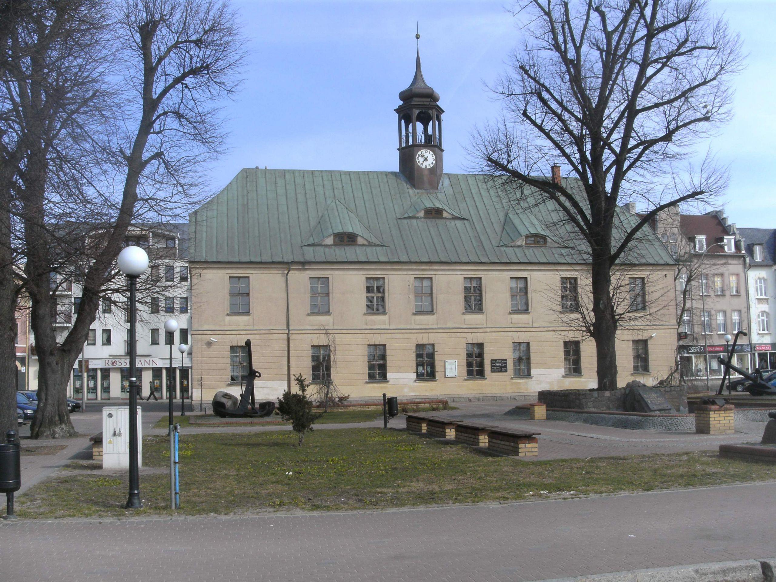 Swinemünde Altes Rathaus JPG