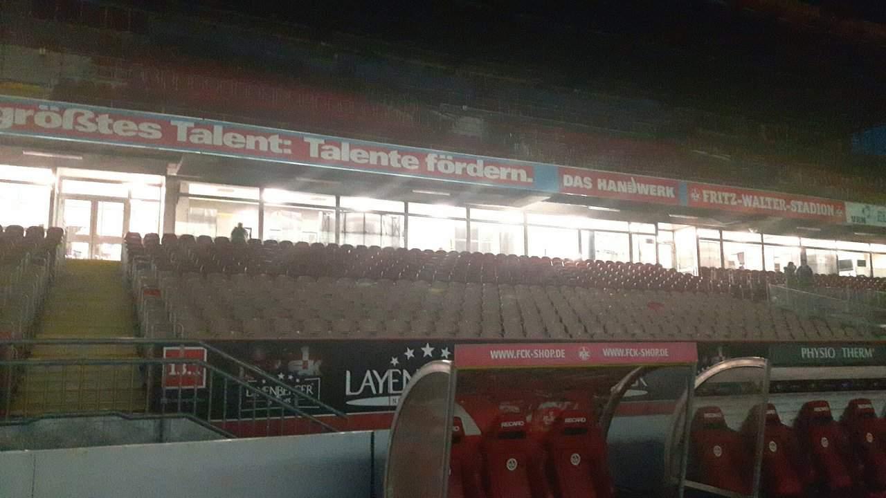 Kaiserslautern Japanischer Garten Genial Fritz Walter Stadion Kaiserslautern Aktuelle 2020