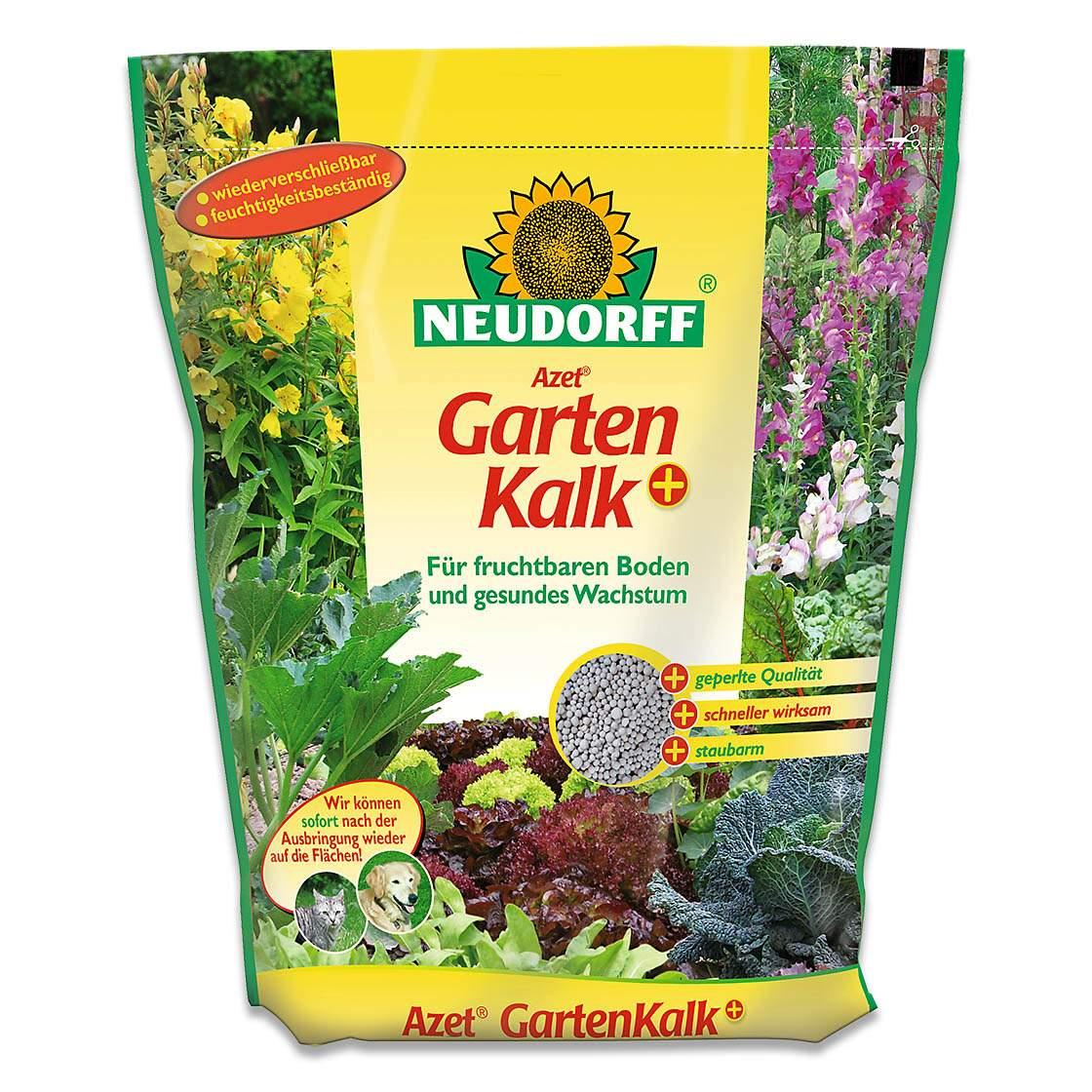 Neudorff Azet GartenKalk