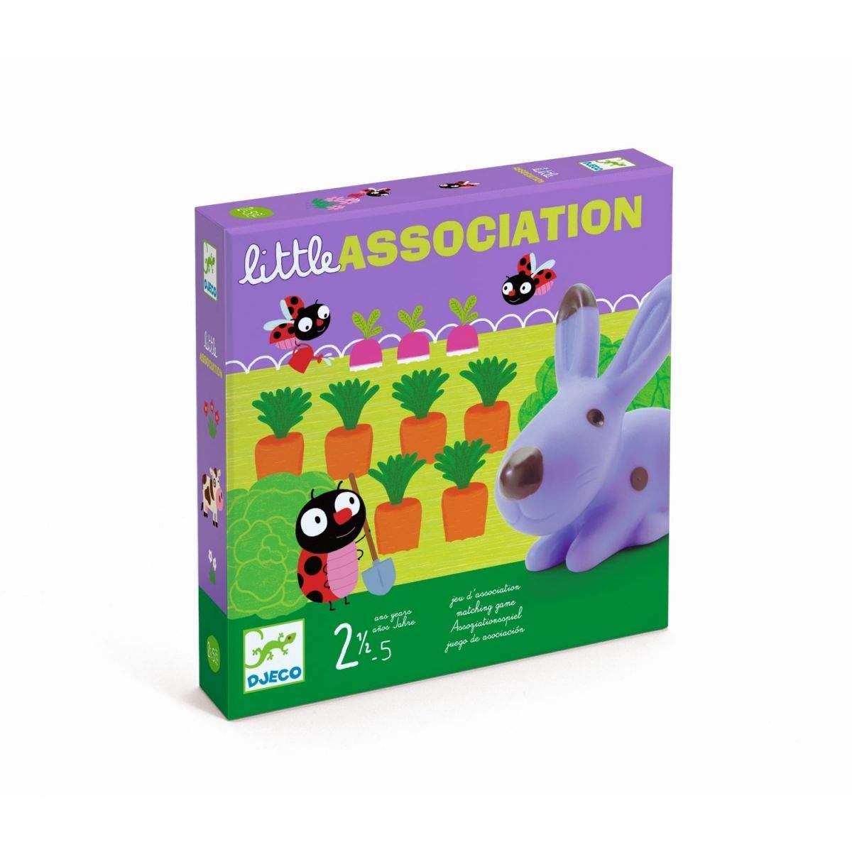 DJ Erste Spiele Little Association 1 600x600 2x