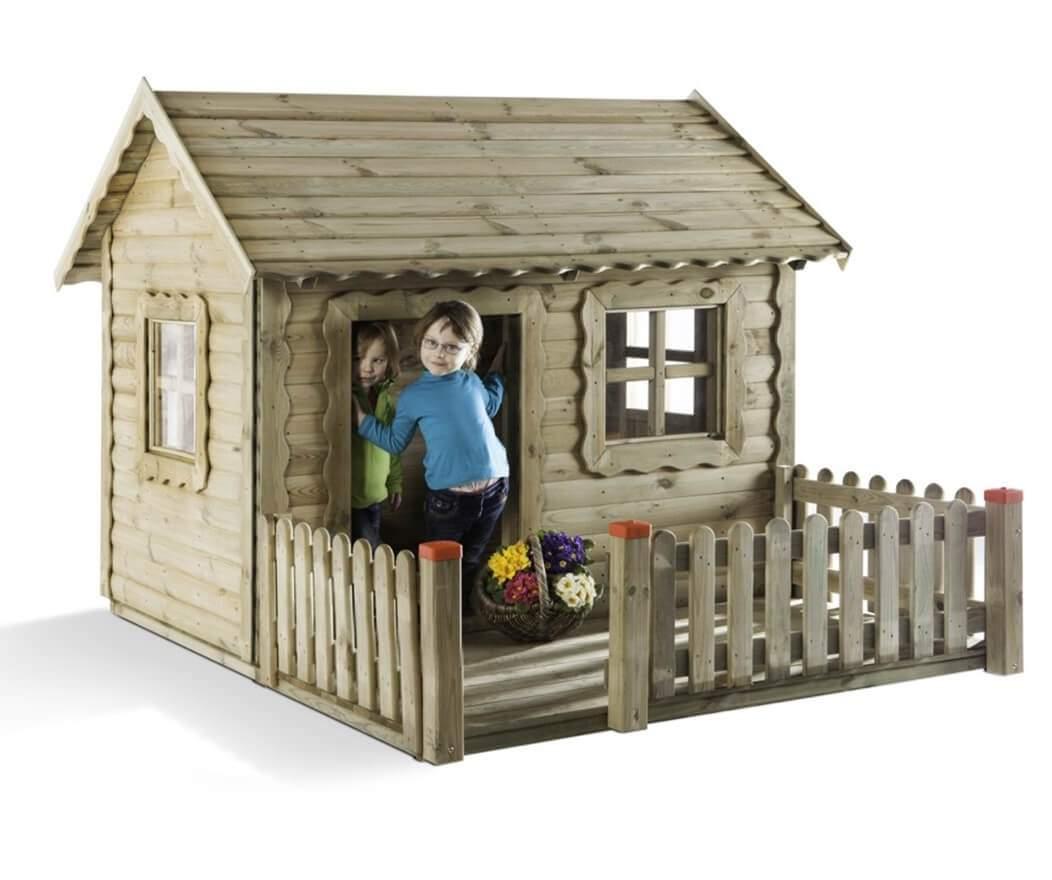 Spielhaus Lucas 1