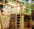 Kinder Klettergerüst Garten Das Beste Von Spielhaus Für Den Garten Selber Bauen Diy Anleitung