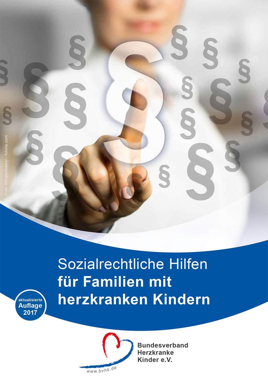Sozialrechtliche Hilfen 2017 Titel