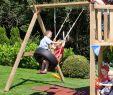 """Kinderspielturm Garten Das Beste Von Spielturm Set """"swing"""" Mit Rutsche Und Schaukel"""