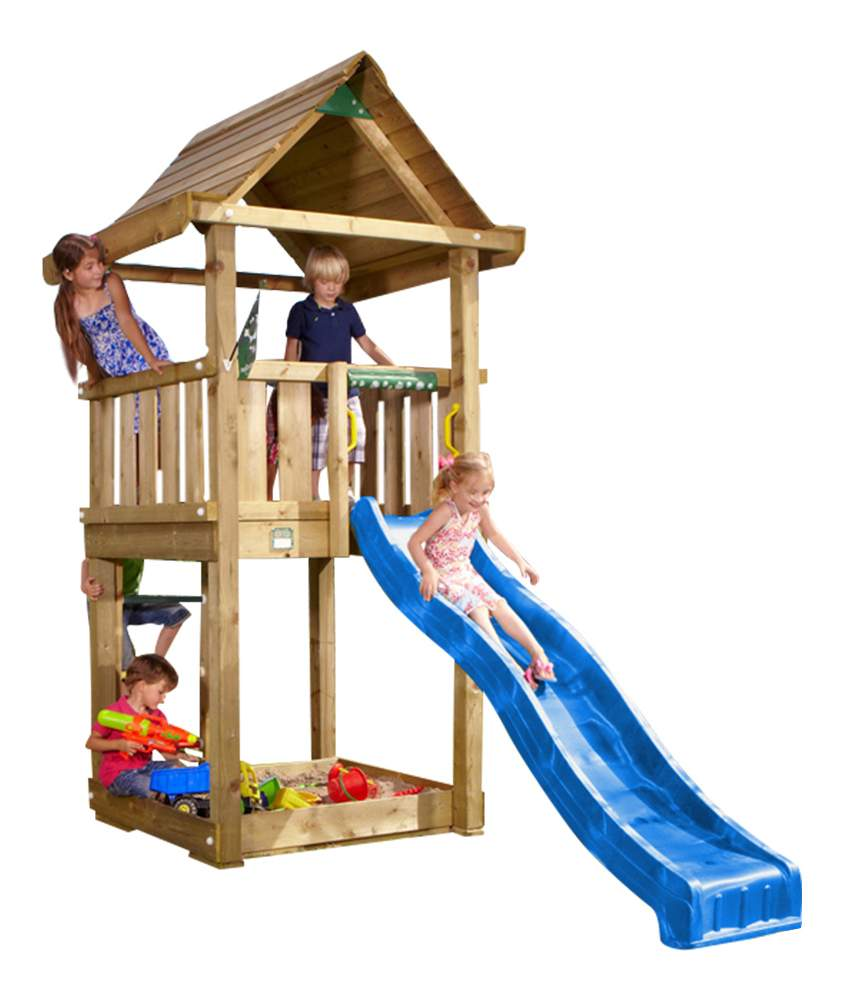 Spielturm HOUSE 3