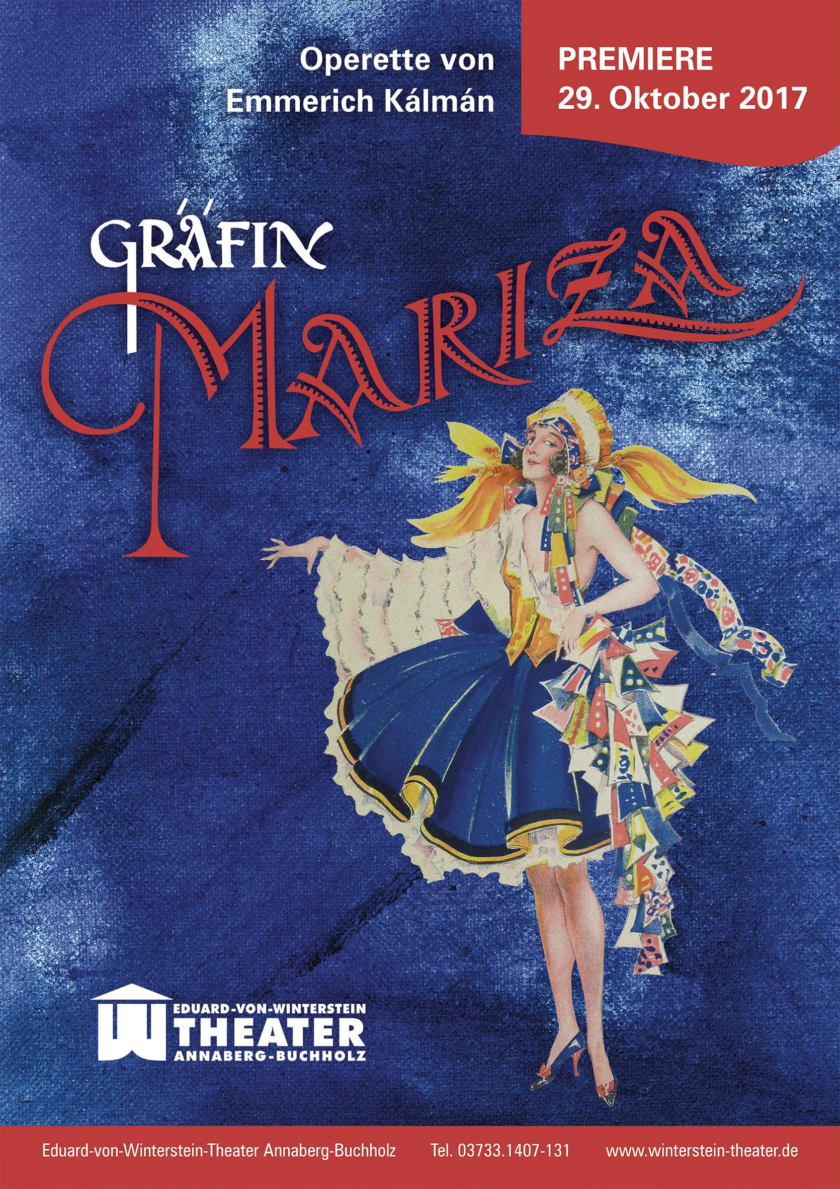 Plakat Mariza