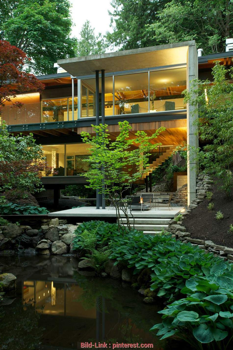 haus im wald southlands residence modernes haus im wald architecture engineering pinterest architecture house design house 53