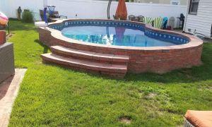 26 Inspirierend Kleiner Garten Pool Reizend