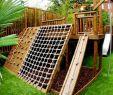 Klettergerüst Garten Holz Einzigartig Spielgeräte Im Garten tolle Vorschläge Archzine