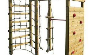 29 Luxus Klettergerüst Garten Holz Schön